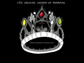 CSK book illustrations - crown